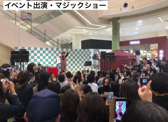 イベント出演・マジックショー5